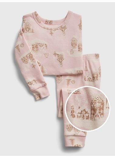 Gap Pijama Takım Pembe